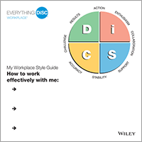 DiSC Sales Customer Style Guides
