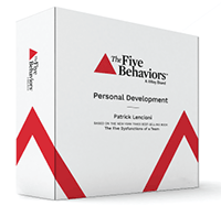 Five Behaviors Personal Development Training Program